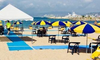 Handiplage : la plage pour tous !