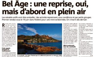 #CannesRepart : Bel Âge, une reprise, oui, mais d'abord en plein air