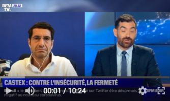 Sécurité : David Lisnard redemande des renforts de police sur Cannes