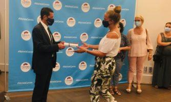 Cannes récompense le mérite et accompagne sa jeunesse étudiante