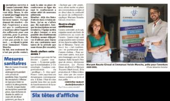 Cannes Université : ils vous disent tout sur cette année