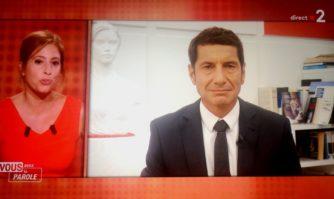 """""""Vous avez la Parole"""" : David Lisnard pointe la réalité du quotidien face à Jean Castex"""