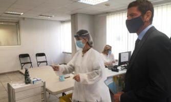 Covid-19 : un laboratoire dédié aux tests dans des locaux municipaux