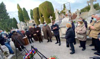 Culture : les félibres rendent hommage à Victor Tuby