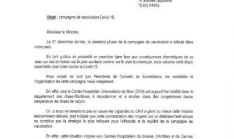 Covid-19 : nouvelle proposition des élus locaux pour réussir la campagne de vaccination