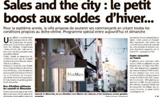 Sales and the city : le petit boost aux soldes d'hiver