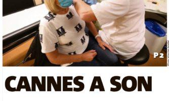 """Premier """"vaccinodrome"""" azuréen à Cannes"""