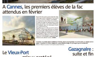 Cannes : les grands projets de 2021
