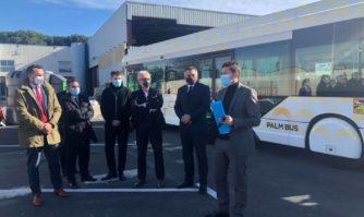 Transport - Ecologie : Cannes-Lérins expérimente le biocarburant sur son réseau Palm Bus