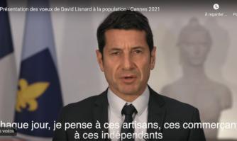 2021 : David Lisnard présente ses voeux