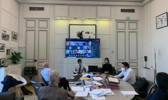 Culture : premier comité de pilotage pour le Musée du Cinéma et du Festival