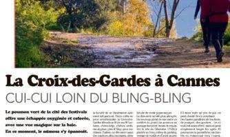 La Croix des Gardes à Cannes : une colline à histoires