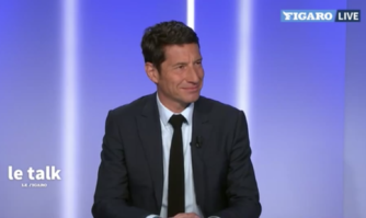 David Lisnard invité du Talk Le Figaro
