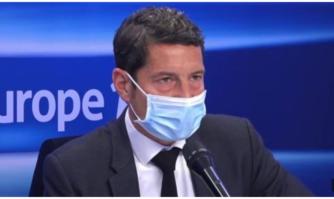 """David Lisnard : """"Il y a un échec européen dans l'acquisition des vaccins"""""""