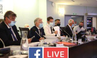 Cannes-Lérins : budget et attractivité économique au menu du Conseil communautaire