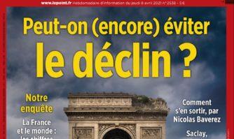 """David Lisnard : """"la culture sauvera la France"""""""