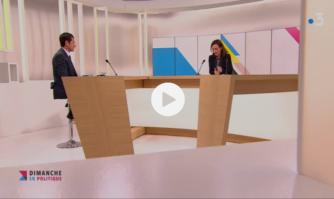 Dimanche en Politique : David Lisnard invité de France 3