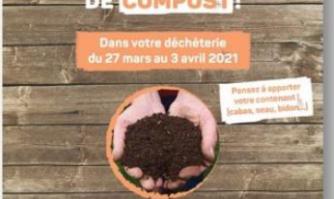 Environnement : CAP AZUR lance une nouvelle campagne sur la distribution  gratuite d'équipements de compostage
