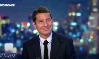 David Lisnard, l'invité de TV5 Monde