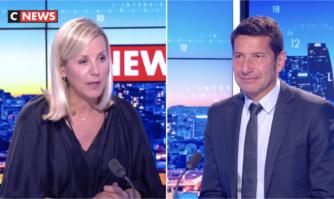 David Lisnard répond à Laurence Ferrari dans La Matinale de CNews