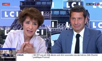 """""""À Cannes, on ne vaccine pas n'importe comment"""" : David Lisnard défend la stratégie mise en place dans sa ville"""