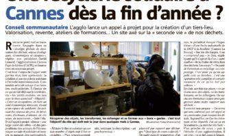 Une recyclerie solidaire à Cannes dès la fin de l'année ?