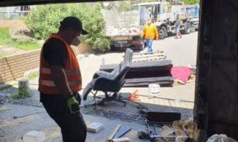 Proximité : David Lisnard fait intervenir les services municipaux pour mettre fin à un squat et lieu de deal à La Frayère