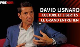 David Lisnard : culture et libertés, le grand entretien