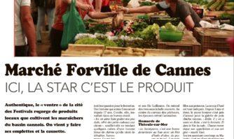 Marché Forville : ici, la star c'est le produit