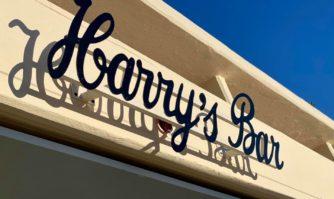Attractivité : Le légendaire Harry's Bar ouvre ses portes au Port Canto