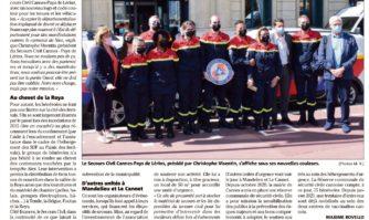 Le Secours Civil au service de Cannes et ses alentours