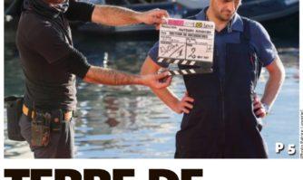 Tournages de film : la Côte d'Azur a la cote