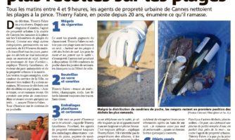 Top 6 des déchets les plus récoltés sur les plages