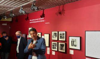 Culture : le 6e musée éphémère du cinéma célèbre l'univers Goscinny