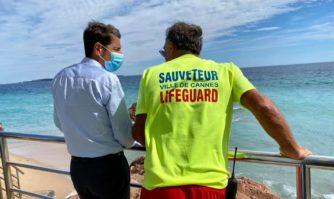 Prévention : 7 postes de secours sur le littoral pour sécuriser la baignade et lutter contre l'incivisme sur les plages