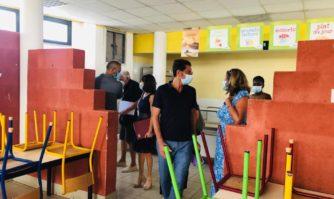 Education : L'école élémentaire Bocca-Verrerie rénovée