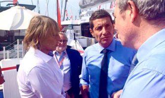 Economie : le yachting à flot au Port de Cannes