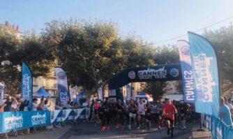 Sports : 1 500 coureurs s'en sont mis plein les jambes au Cannes Urban Trail
