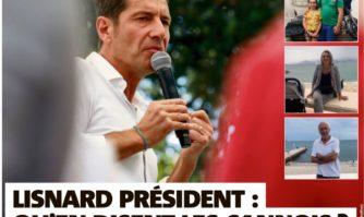 Lisnard Président : qu'en disent les Cannois