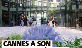 Cannes a son campus de l'image