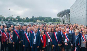 AMF : David Lisnard poursuit son tour de France à la rencontre des maires et élus locaux