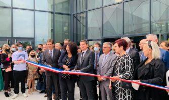 Ville universitaire : le campus Georges Méliès de Cannes inauguré