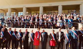 AMF : David Lisnard à la rencontre des élus locaux à travers la France