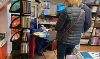 """Dédicace : David Lisnard à Saint-Malo et Limoges pour signer son livre """"La culture nous sauvera"""""""